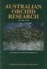 Australian Orchid Research Volume 3