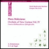 Flora Malesiana: Orchids of New Guinea Vol. IV
