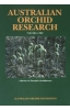 Australian Orchid Research Volume 4